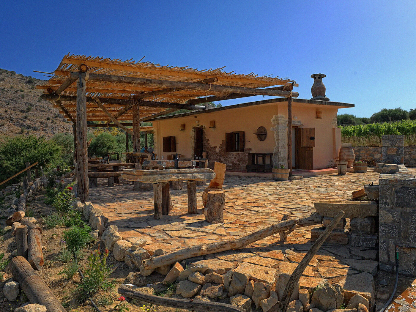 MINOS CRETAN WINES SA – Miliarakis Winery